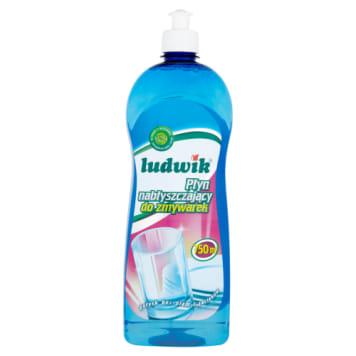 Ludwik płyn do zmywarek doskonale czyści, a dodatkowo nabłyszcza. Zawiera kwas cytrynowy.