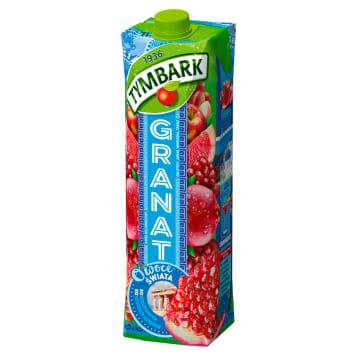 Tymbark - Napój wieloowocowy o smaku granatu. Do drinków i nie tylko.