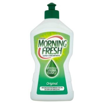Płyn do mycia naczyń - MORNING FRESH. Skutecznie niszczy brud