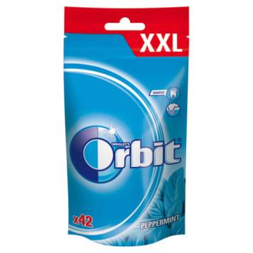 Orbit - Guma do żucia w torebce 42 drażetki. Pomaga utrzymać świeży oddech i czyste zęby.