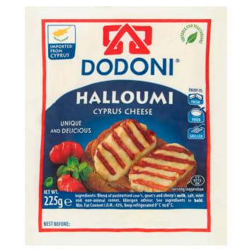 Ser świeży – Halloumi. Halloumi to oryginalny, cypryjski ser świeży