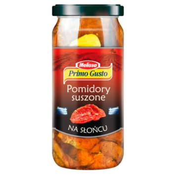 Suszone pomidory w oleju - Melissa. Produkt, który urozmaici smak Twoich potraw.