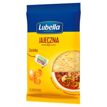 Makaron jajeczny zacierka - Lubella 250 g. Zdaniem dietetyków, warto wprowadzić do diety makarony.
