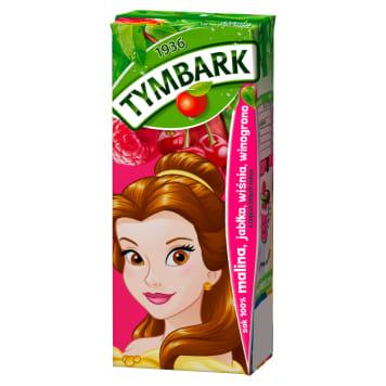 TYMBARK - sok 100%. Bogate źródło witamin i smaku