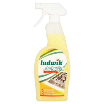 Mleczko do czyszczenia kuchni – Ludwik. Ma wiele zastosowań, dzięki czemu jest tak skuteczne.