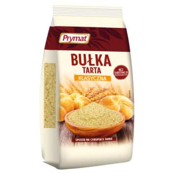Bułka tarta - Prymat. Dodatek, któreo nie może zabraknąć w polskiej kuchni.