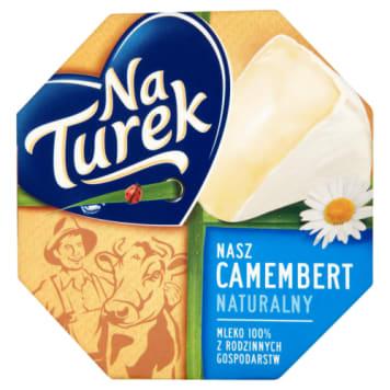 Ser pleśniowy naturalny Camembert - NATUREK