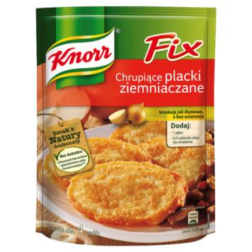 Chrupiące placki ziemniaczane - Knorr Fix