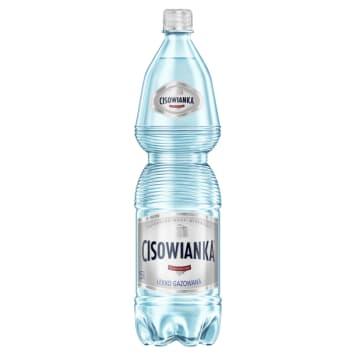 Naturalna woda mineralna lekko gazowana - Cisowianka