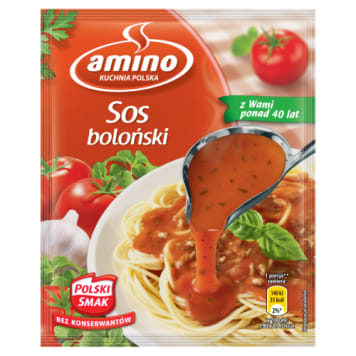 AMINO Bolognese Sauce 43g