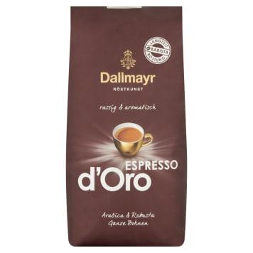 Kawa ziarnista Espresso - Dallmayr to smak i aromat najlepszych odmian Arabiki.