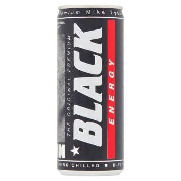 Napój energetyczny - Black