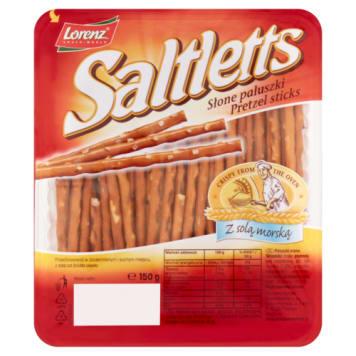 Paluszki słone Saltletts 150g - Lorenz
