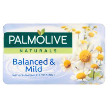 Mydło w kostce Chamonile&Vit E - Palmolive Naturals. Pielęgnujące mydło z naturalnych składników.