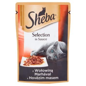 Pokarm dla kotów - Sherba. Smaczny posiłek przeznaczony dla kotów w różnym wieku.
