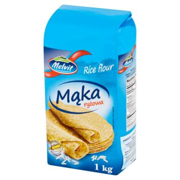 Mąka ryżowa - Malvit