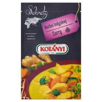 Curry mieszanka przypraw 27g - Kotanyi
