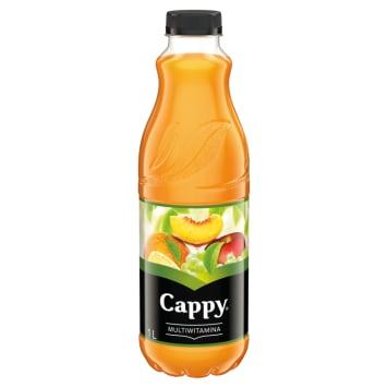 Napój multiwitamina - Cappy. Codzienna porcja smacznych witamin.