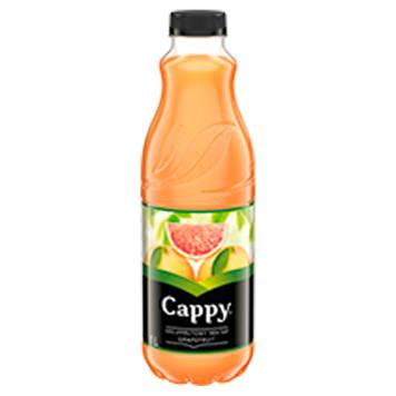 Cappy - nektar grejpfrutowy 1000ml - cenne składniki i pyszny smak