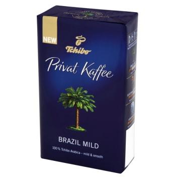 Kawa mielona - Tchibo. Łagodna, delikatnie orzechowa kawa mielona wysokiej jakości.