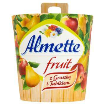 Hochland – Almette Fruit Serek twarogowy z gruszką i jabłkiem -