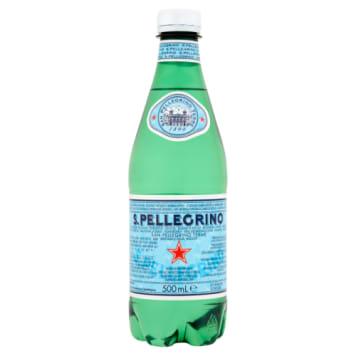 Woda naturalnie gazowana - San Pellerginio. Nieodzowny produkt każdego miłośnika włoskich smaków.