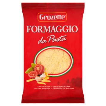 Grozette - Ser tarty do makaronu. Praktyczny i pyszny ser.