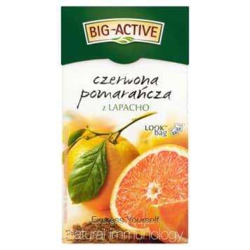 Czerwona pomarańcza z lapacho, herbata owocowa - Big-Active