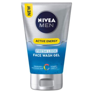 Żel do mycia twarzy dla mężczyzn – Nivea Men dodkonały do codziennej pielęgnacji męskiej twarzy.