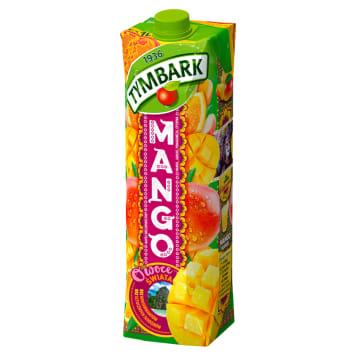TYMBARK napój wieloowocowy z mango 1000ml. Prawdziwy ulubieniec wielu polskich rodzin.