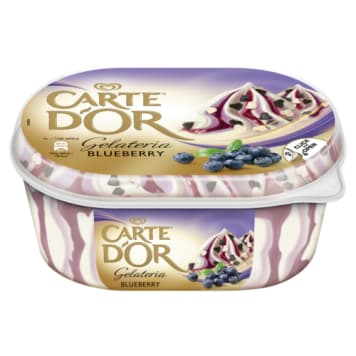 CARTE D'OR Lody Blueberry 900ml