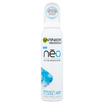 Garnier Neo - Antyperspirant w sprayu Pure Cotton 150ml. Doskonale radzi sobie z brzydkim zapachem.