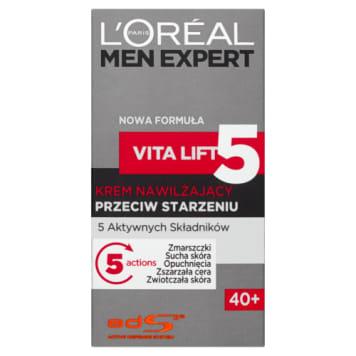Krem nawilżający przeciw starzeniu 50ml - Loreal Men Expert. Produkt najwyższej jakości.