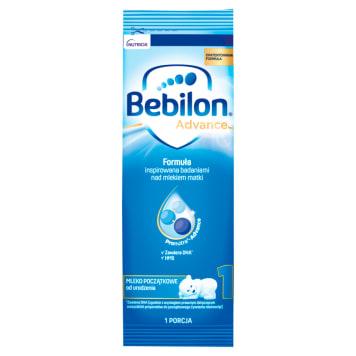 BEBILON 1 Mleko początkowe z Pronutra od urodzenia 27g