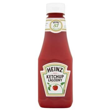 Ketchup łagodny - Heinz