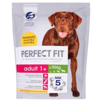PERFECT FIT ADULT 1+ Pokarm Suchy Pełnoporcjowy dla Dorosłych Psów Dużych i Średnich 1.4kg