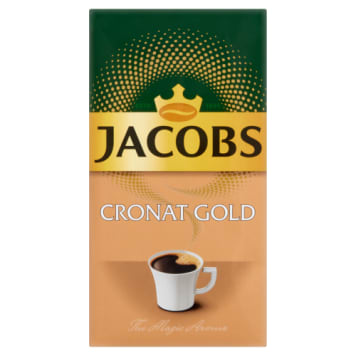 Kawa mielona - Jacobs Cronat Gold