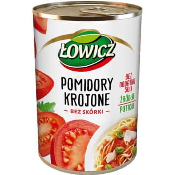 Pomidory krojone w puszce - Łowicz