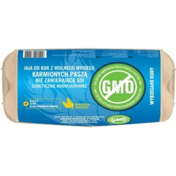WYBIEGANE KURY Eggs chicken stop gmo size M 1pc