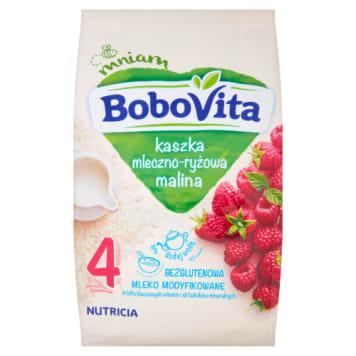 Kaszka malinowa - Bobovita to smak i cenne składniki odżywcze.