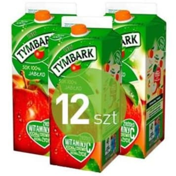 TYMBARK Apple Juice 100% 10.5l