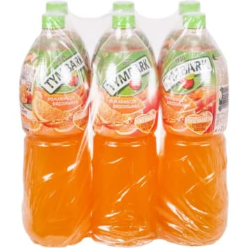 TYMBARK Orange and peach drink 12 l