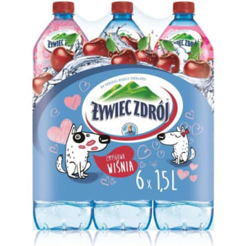 ŻYWIEC ZDRÓJ Cherry Flavoured Still Water 9l