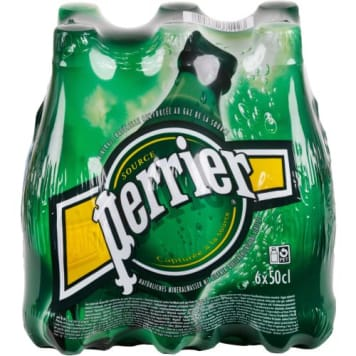 PERRIER Woda mineralna naturalnie gazowana, PET 3l