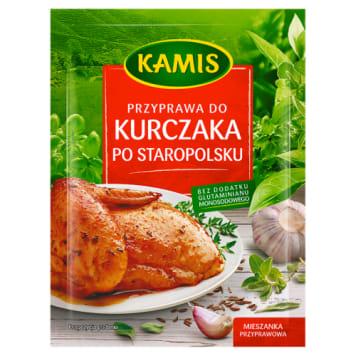 Kamis - Przyprawa do kurczaka po staropolsku. Oryginalna i aromatyczna mieszanka ziół.
