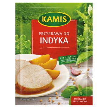 Kamis -  Przyprawa do indyka 25g. Wyrazisty aromat i soczysty smak.