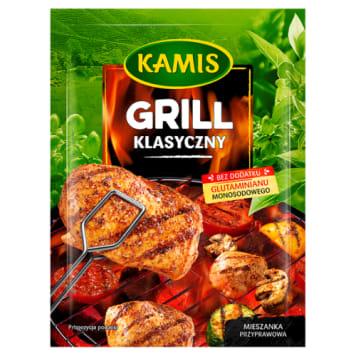Kamis - Mieszanka przyprawowa do grilla klasyczna to obowiązkowe wyposażenie grillowej imprezy.