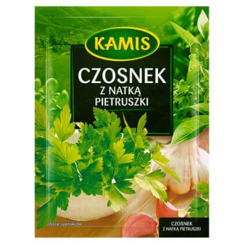 Kamis - Czosnek i natka pietruszki 10g to kompozycja przypraw, która wzmocni smak potraw.