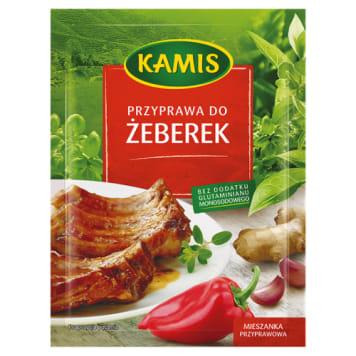 Kamis - Przyprawa do żeberek 25g. Niezbędna w każdej kuchni.