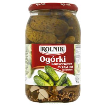 Ogórki konserwowe tradycyjne - Rolnik